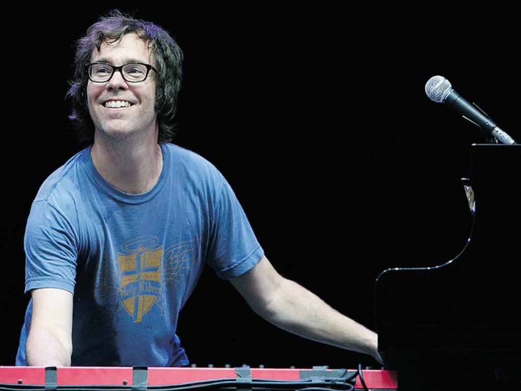 BEN FOLDS on Real Magic TV